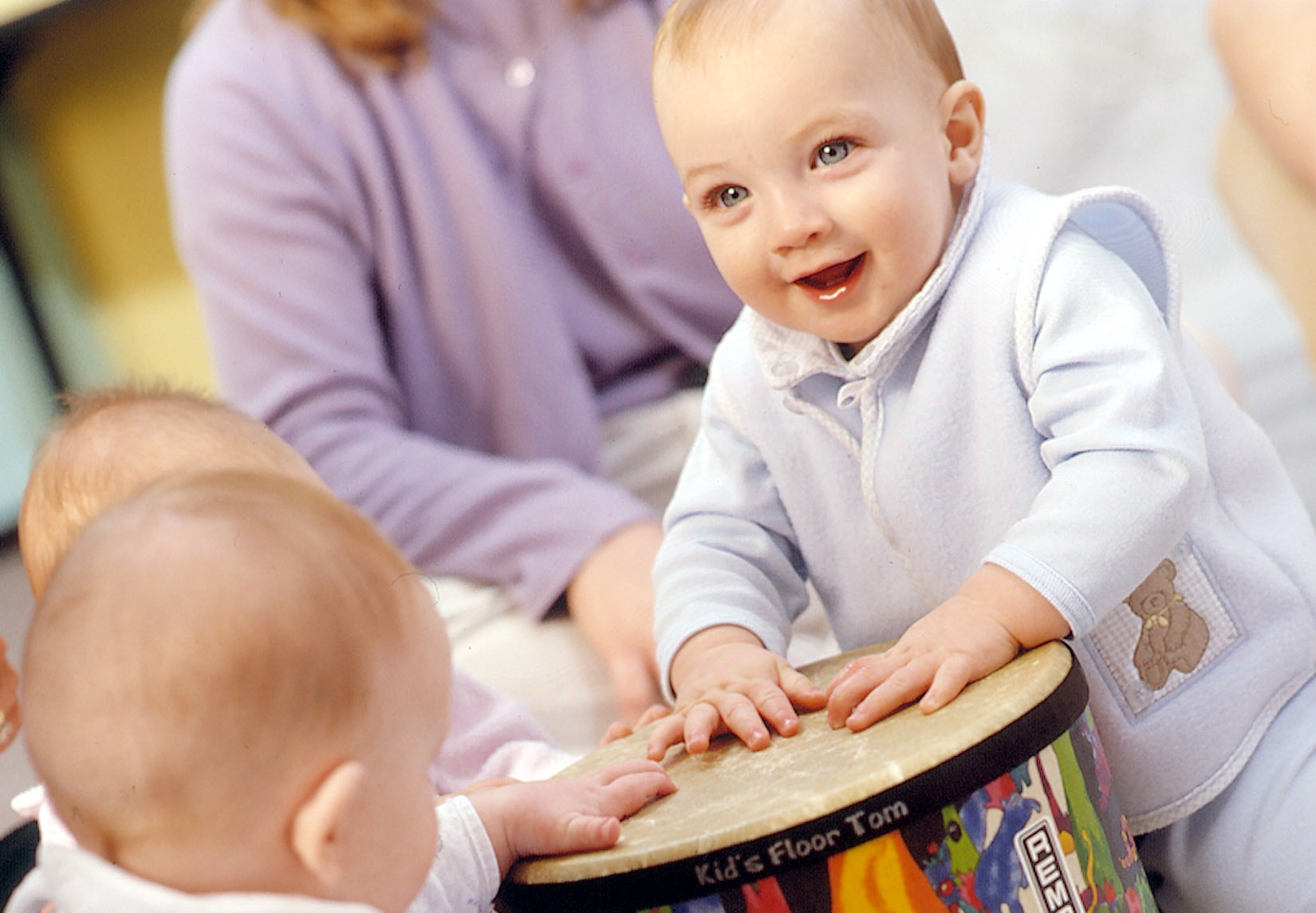 Kindermusik Village Classes for Babies at The Melody In Me Barrie