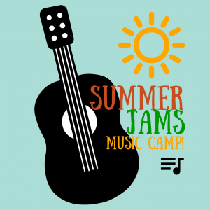 New Summer Jams Music Camp Open for Registration!